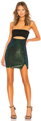 h:ours Romina Mini Dress