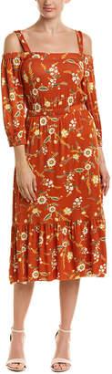 Clayton Zadie Midi Dress