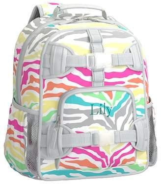 Pottery Barn Kids Pre-K Backpack, Mackenzie Multicolored Zebra