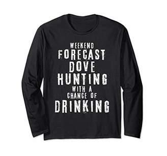 Texas Dove Hunting & Drinking Shirts For Hunting Season