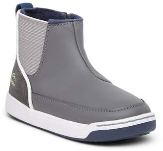 Lacoste Explorateur Chelsea Boot (Toddler & Little Kid)