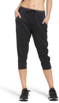 Women's Under Armour Sport Capris $44.99 thestylecure.com