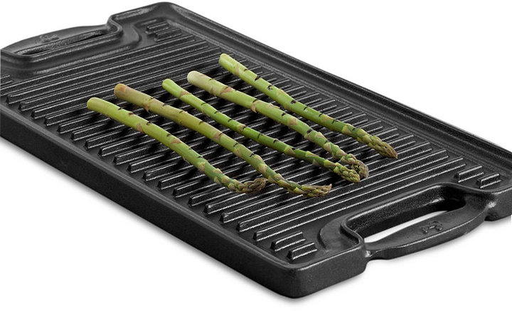 """""""Emeril by All-Clad Cast Iron Reversible Grill & Griddle"""""""