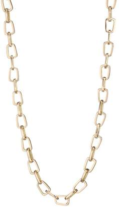 Pop Top 18K Yellow Gold Chain Necklace