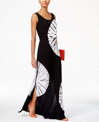 Inc International Concepts Tie-Dyed Maxi Dress, Created for Macy's $99.50 thestylecure.com