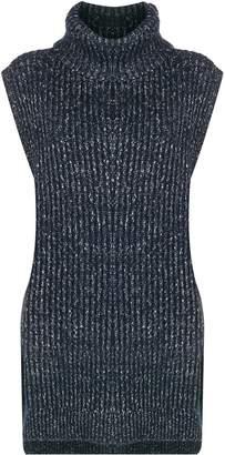 See by Chloe sleeveless turtleneck top