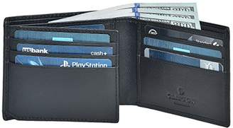 Clifton Heritage Mens Leather Wallets Money Clips Card Cases Top Models To Choose