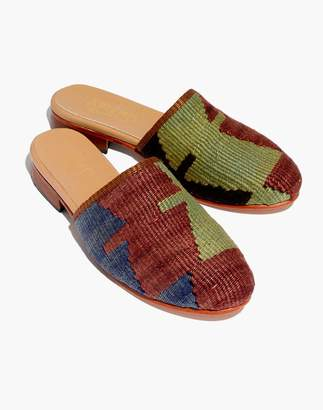 b360733260b at Madewell · Madewell Artemis Design Co. Kilim Slides