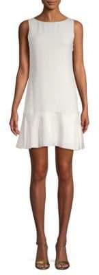 Theory Flirty Flare Dress