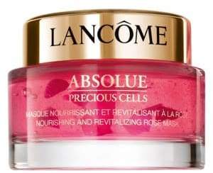 Lancôme Absolue Precious Cells Nourishing and Revitalizing Rose Face Mask/2.6 oz.