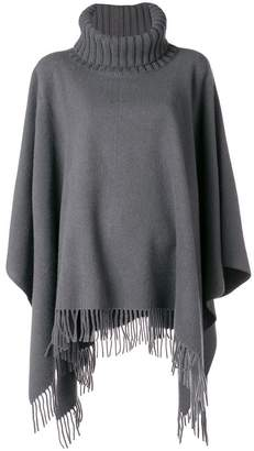 Fabiana Filippi knitted cape