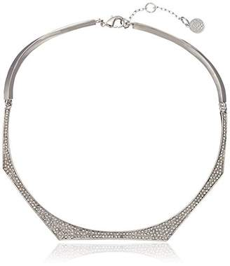 Vince Camuto Pave Collar Necklace