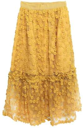 e48674885 French Connection 3/4 length skirt