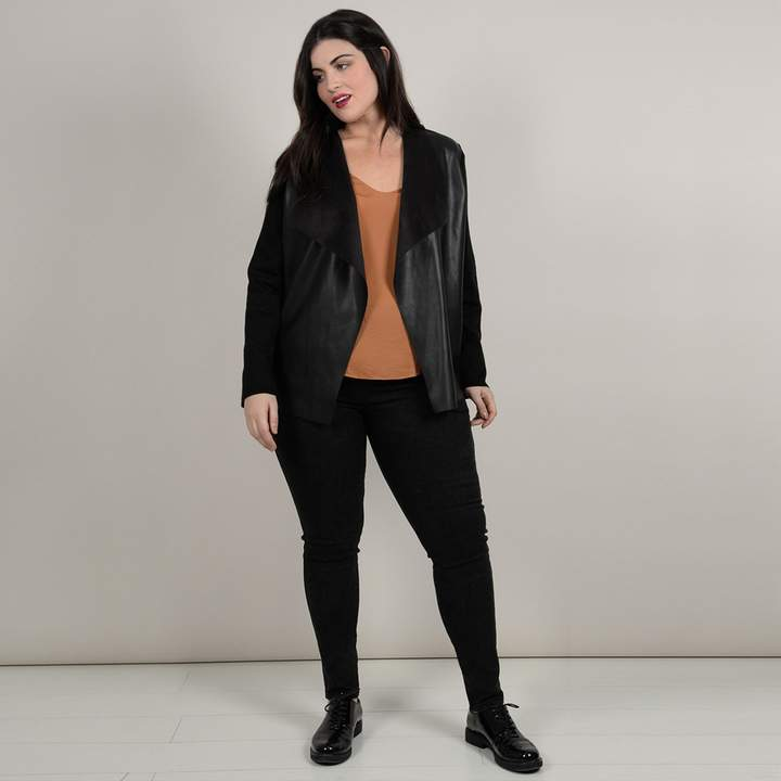GABRIELLE Long Tailored Jacket