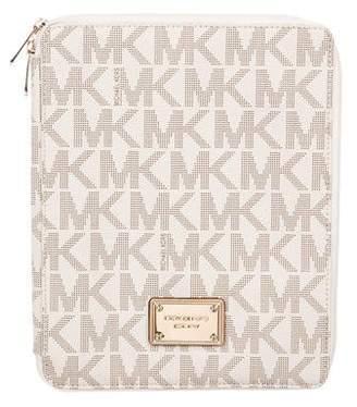 MICHAEL Michael Kors Monogram Tablet Case