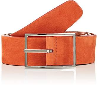 Simonnot Godard SIMONNOT GODARD MEN'S SUEDE BELT