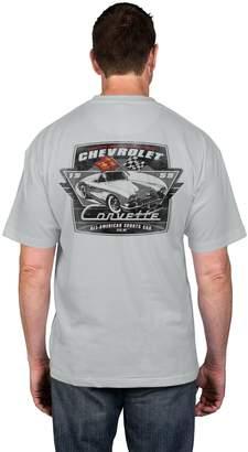Newport Blue Men's Corvette Graphic Tee