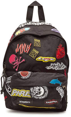 Vetements X Eastpak Backpack with Patches