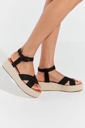 Urban Outfitters Cora Flatform Espadrille Sandal
