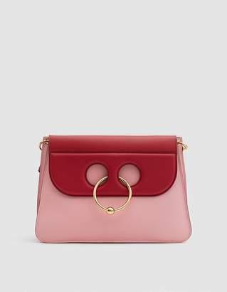 J.W.Anderson Medium Pierce Bag in Crimson Red