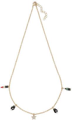 Alice + Olivia (アリス オリビア) - Alice+olivia Multi Charm Necklace