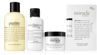 Philosophy Anti-Wrinkle Set $85 thestylecure.com