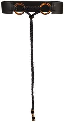 Lizzie Fortunato o-ring rope belt
