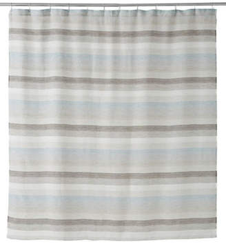 Famous Home Fashions Horizon Shower Curtain