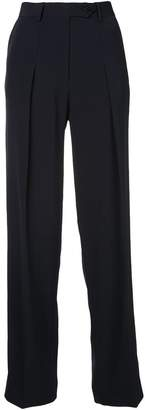 Victoria Beckham Victoria straight leg tailored trousers