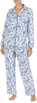 Lauren Ralph Lauren Paisley Pajamas