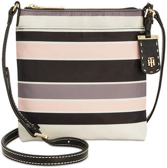 Tommy Hilfiger Julia Victory Stripe Crossbody