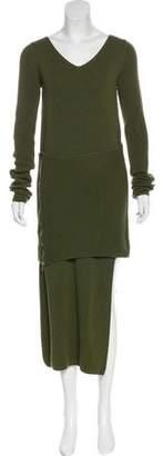Nehera Merino Wool Midi Dress w/ Tags