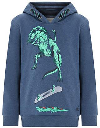 Monsoon Scott Skater Dino Hoodie