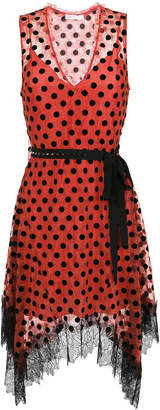 Nk overlay lace midi dress