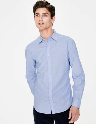 Boden Slim Fit Poplin Shirt