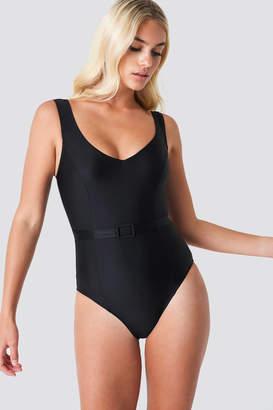 Trendyol Belt Detailed Swimsuit