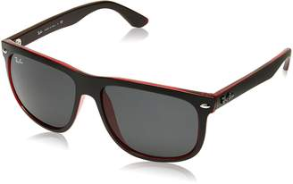 Ray-Ban 0RB4147 Square Sunglasses