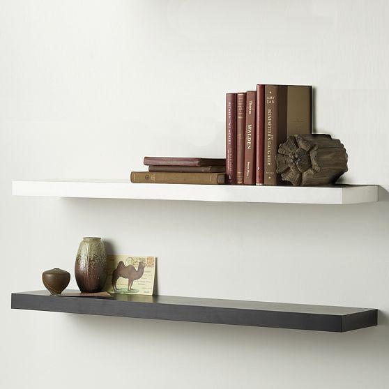 Chunky Wall Shelves