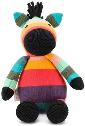 Paul Smith rainbow zebra