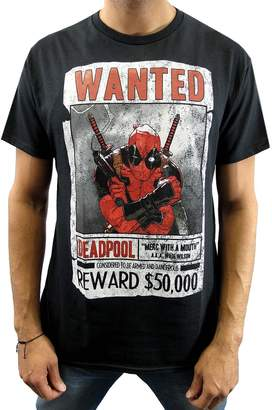 Marvel Deadpool Armed and Dangerous T-shirt (XXL,)