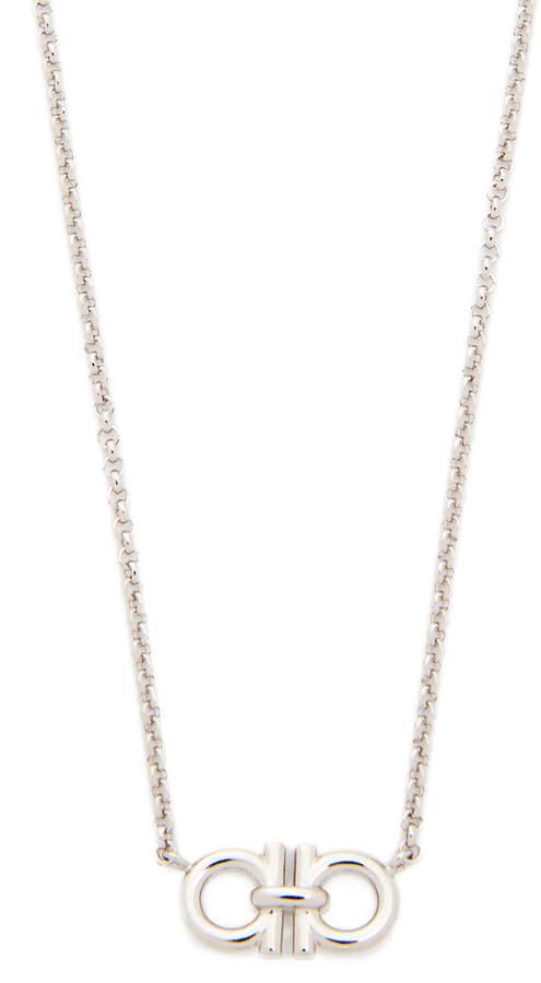 Double Gancio Necklace