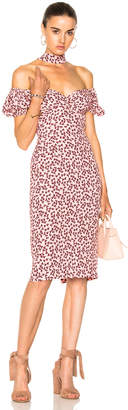 Alexis Calla Dress $396 thestylecure.com