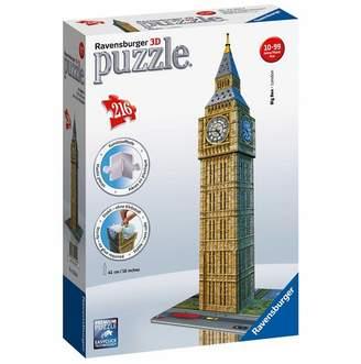 Ravensburger 3D Puzzle - 216 Pieces