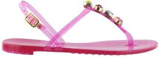 Casadei Beach Thong Sandals