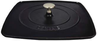Staub Black Grill Press