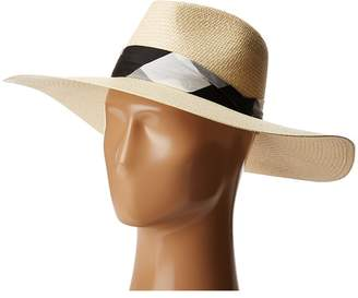 Rag & Bone Wide Brim Panama Hat Traditional Hats