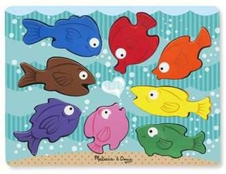 Melissa & Doug Chunky Puzzle - Colorful Fish