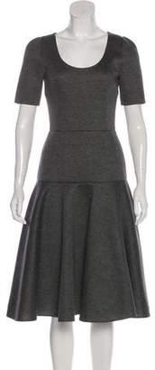 Dolce & Gabbana Midi A-Line Dress