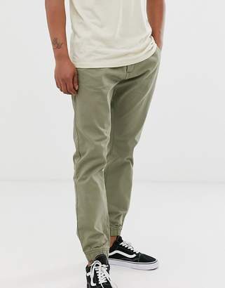 French Connection chino cuff pants