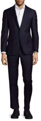 Polo Ralph Lauren Buttoned Wool Suit